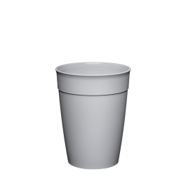 Cup Medium Dove Grey